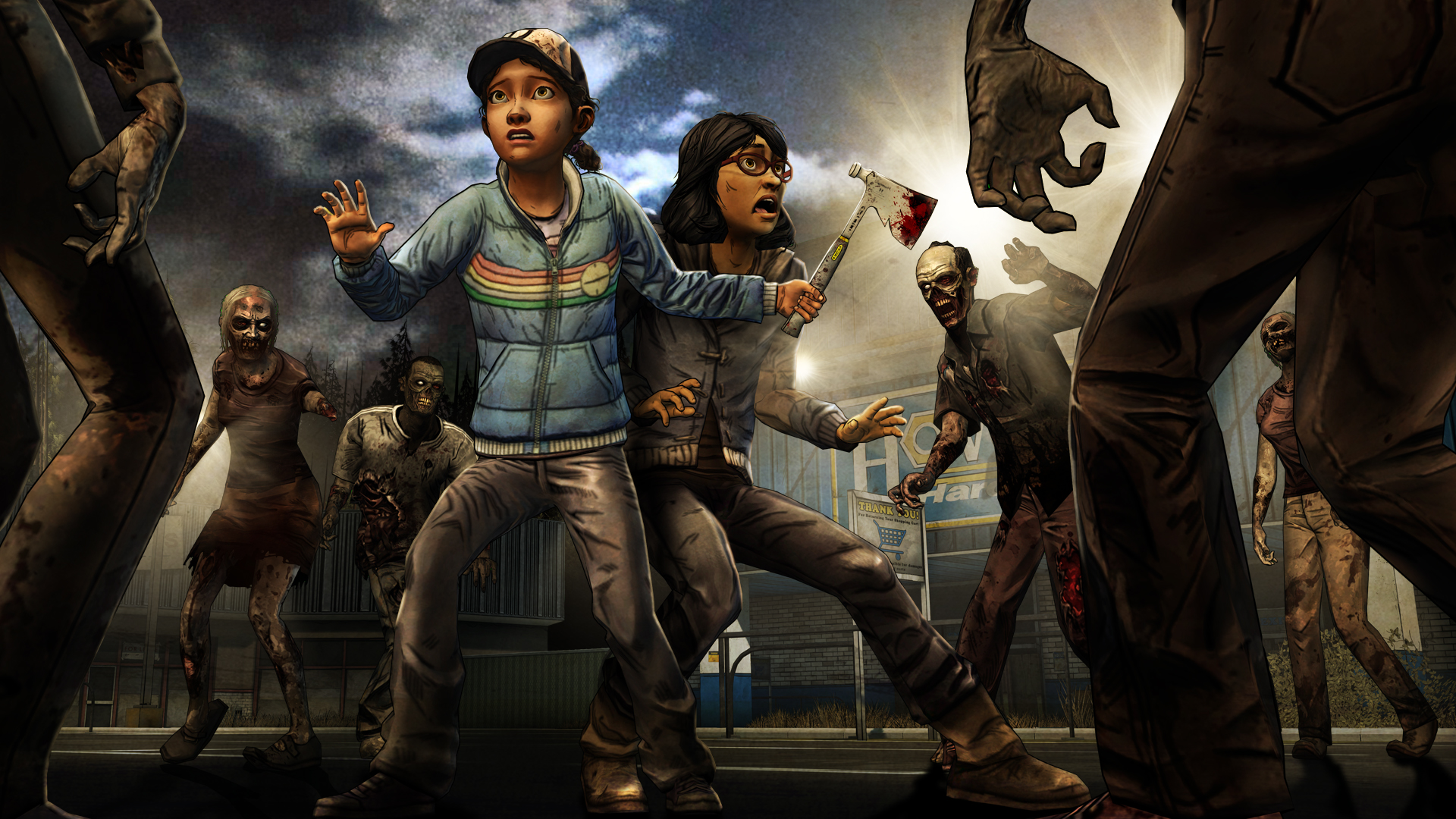 Episode 3: In Harm's Way of The Walking Dead: Season 2 will shuffle onto iOS on May 15th