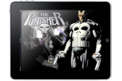 Disney turning its attention on iPad for games, Marvel comics, TV