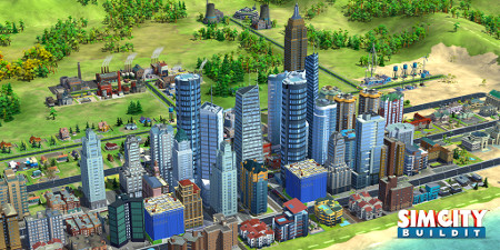 EA's upcoming free to play SimCity BuildIt has a shiny new trailer
