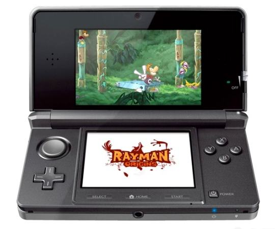 European launch of Rayman Origins 3DS delayed until June 8th