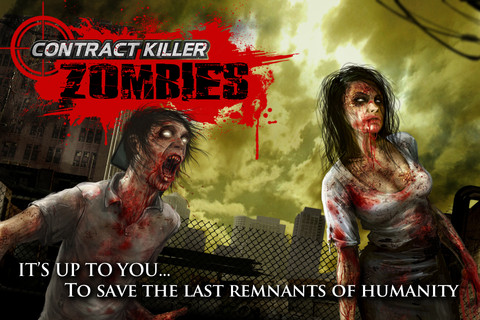 Glu's undead-filled sniper game Contract Killer: Zombies takes aim at iPhone, iPad, and Android