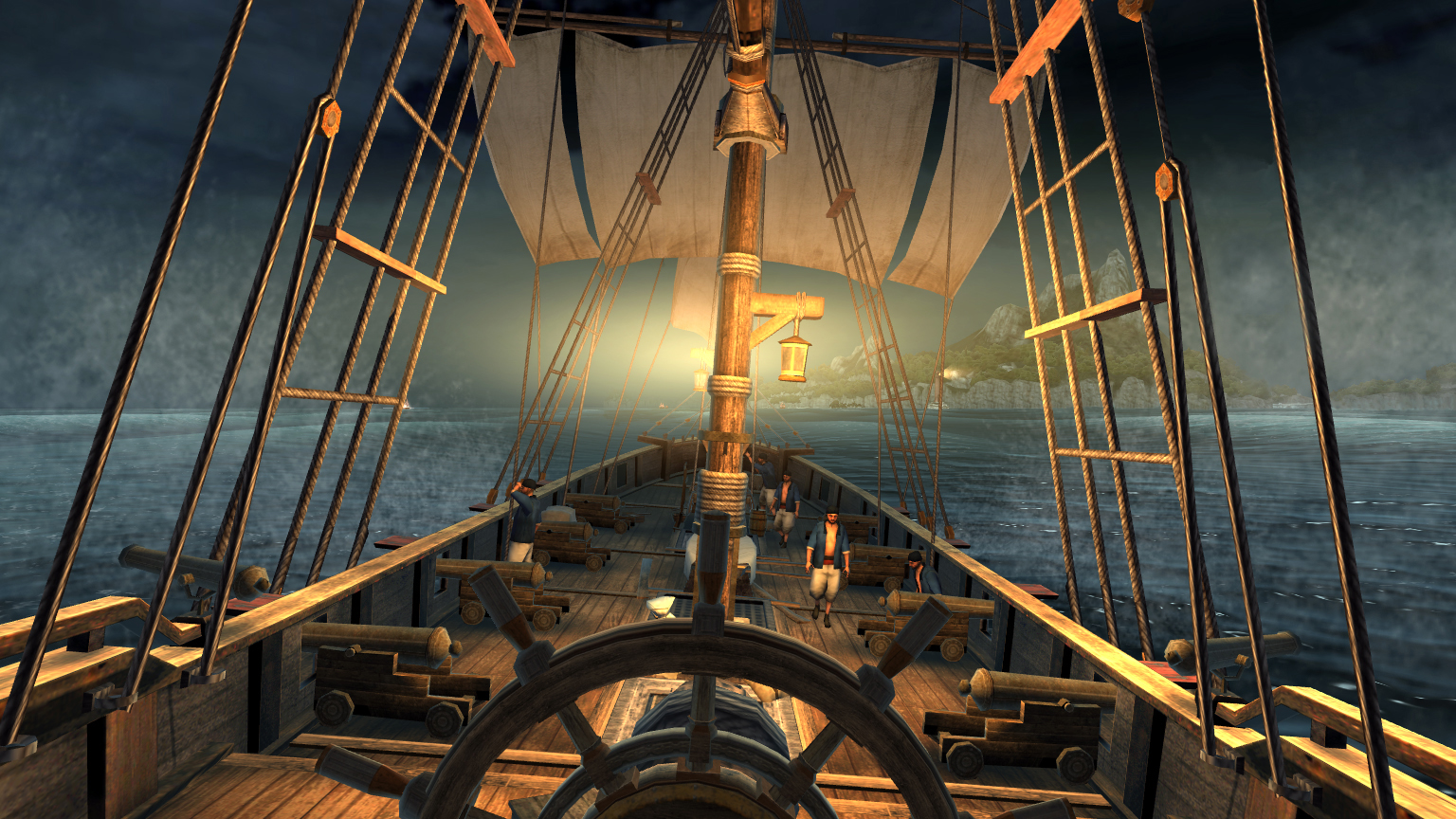 Eyes-on with the mysterious Assassin's Creed Pirates