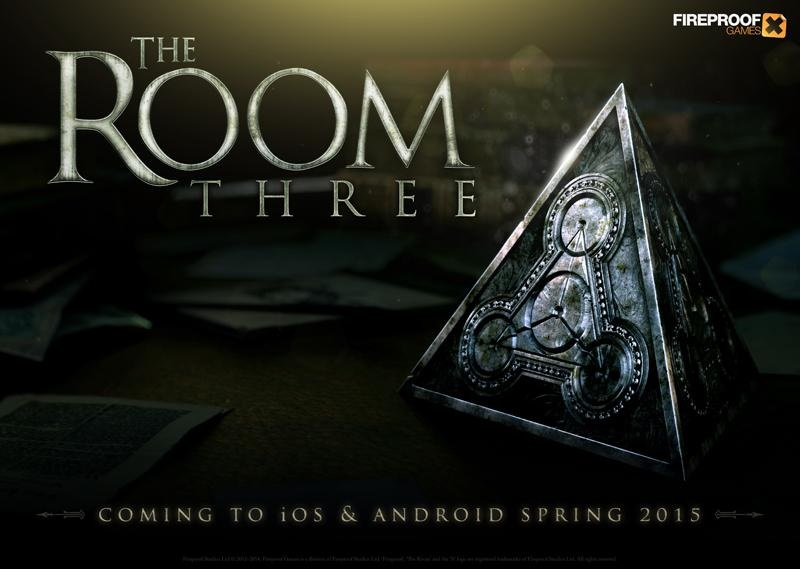 Gold Award-winning and must have The Room Three is on sale for the first time