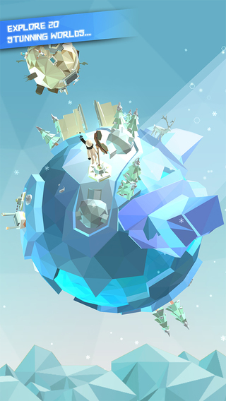 The Path to Luma has you maintaining the beauty of its pretty planets, out on iOS and Android