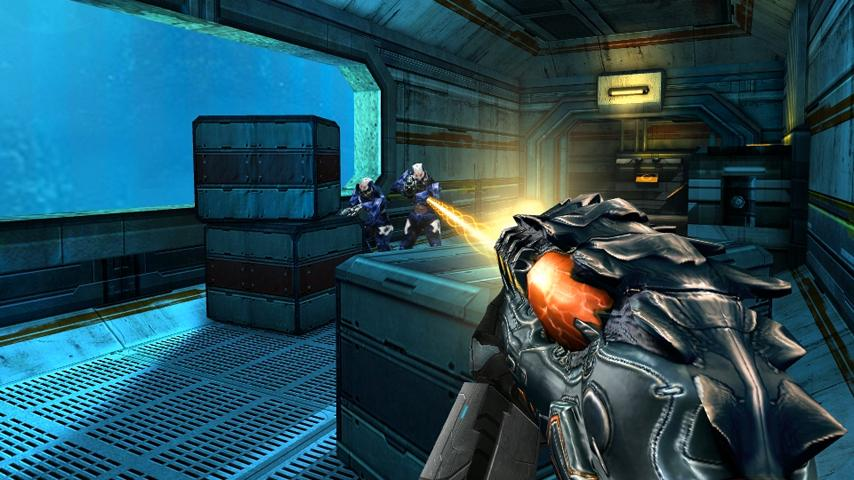Halo-esque space shooter N.O.V.A. 2 HD lands on the Android Market
