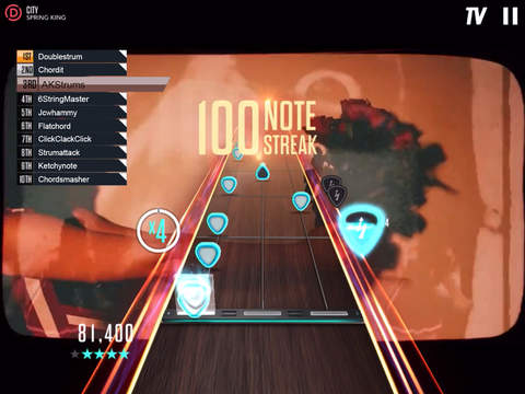 Guitar Hero Live gets a $40 price cut, and a hefty update on iOS