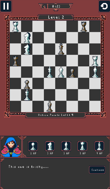 [Update] Faif developer's Moveless Chess is out now on iOS and Android