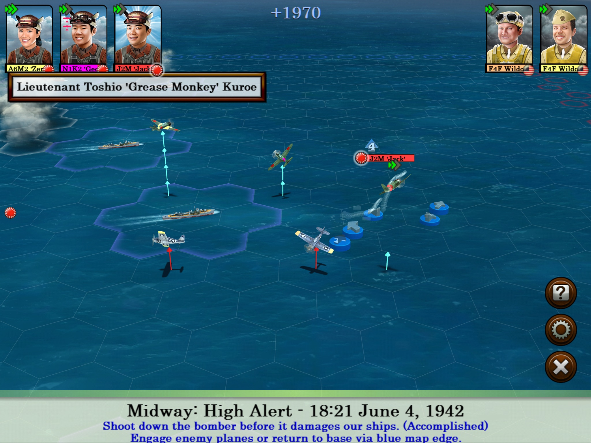 Sid Meier's Ace Patrol: Pacific Skies is on sale now for £1.49 / $1.99