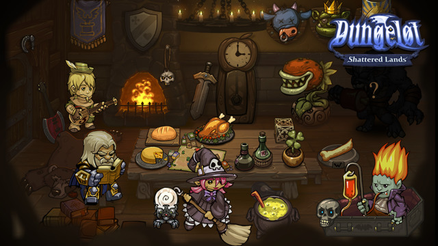 Dungelot: Shattered Lands breaks out of soft launch and launches fully on Android