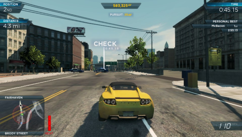 Need for Speed: Most Wanted (PlayStation Vita) | Articles