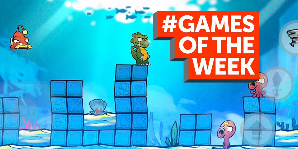 GAMES OF THE WEEK - The 5 best new games for iOS and Android - May 30th