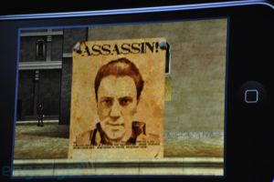 iPhone version of Assassin's Creed II: Discovery due today