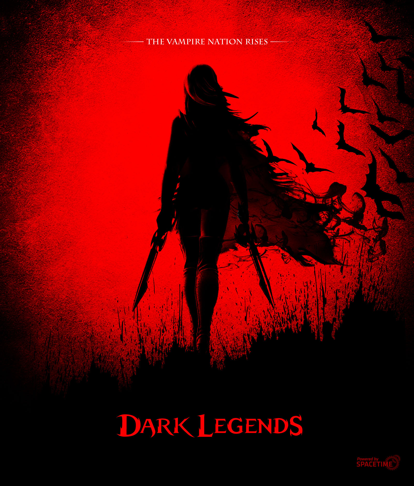 MWC 2012: Hands-on with the blood-sucking iPhone and Android MMO Dark Legends