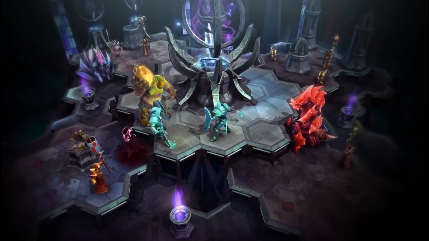 Chaos Reborn: Adventures is bringing wizarding warfare to mobile this summer