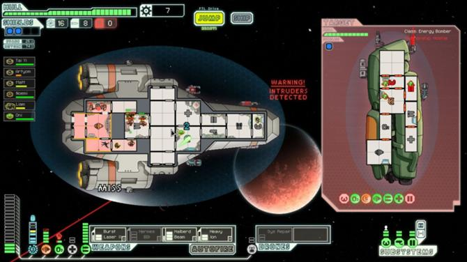 Subset Games confirms that it's working on a tablet version of FTL: Faster Than Light
