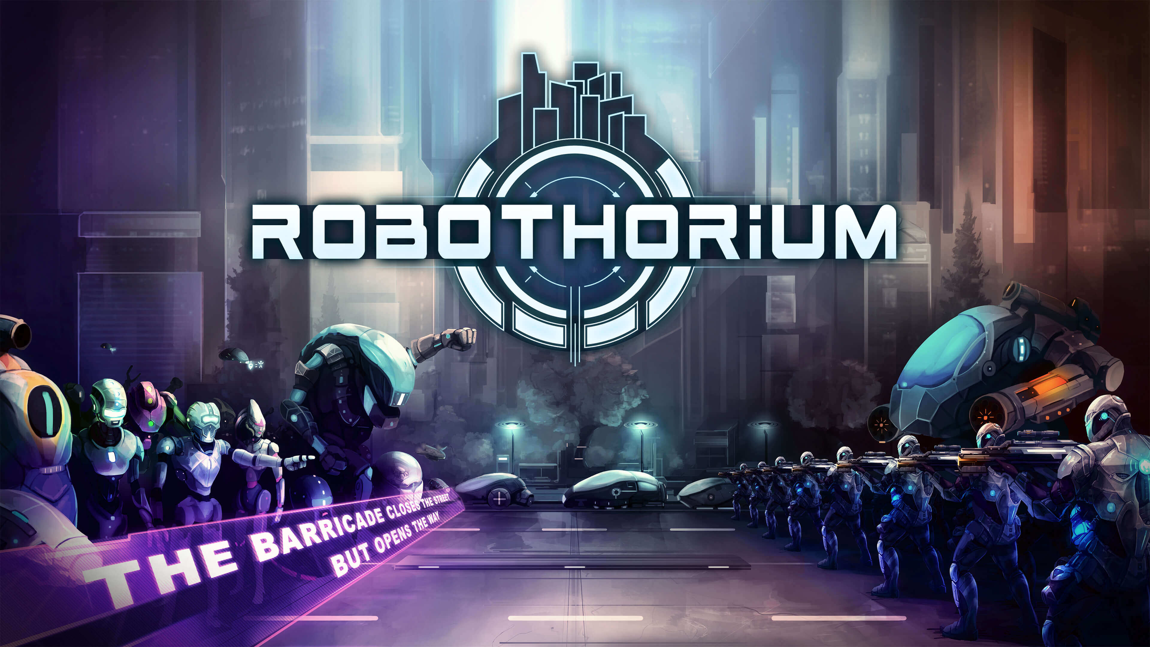 From Gamesom: sci-fi game Robothorium is coming to Switch in 2019