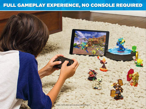 Skylanders: Trap Team is out in the US on iPad and Android, Europe has to wait until October 10th