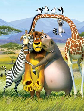 Glu to make mobile game of Madagascar 2