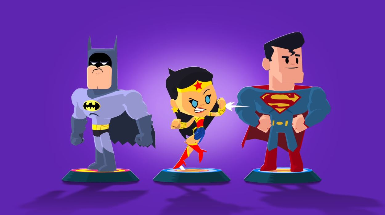 Teen Titans Go Figure! gets a new gameplay trailer and more delicious details