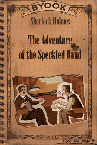 Free iPhone book: The Adventure of the Speckled Band