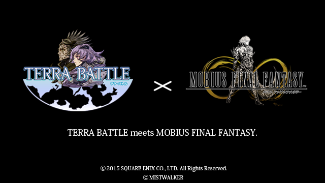 Terra Battle is getting a crossover event with Mobius Final Fantasy