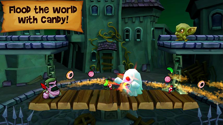 Xperia Play-optimised platformer Muffin Knight gets new character in update