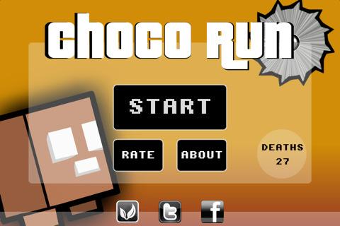 Super Meat Boy's chocolatey cousin hits iPhone in ChocoRun