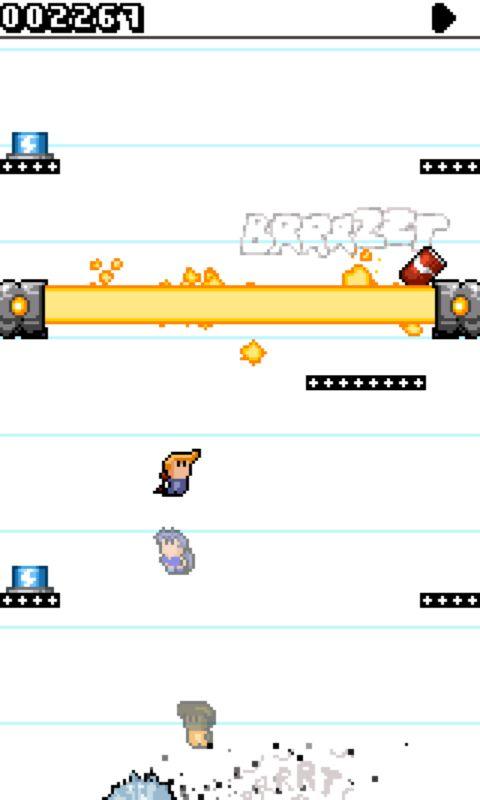 OrangePixel's Doodle Jump-esque endless-jumper Sketchbook Squad leaps onto Android