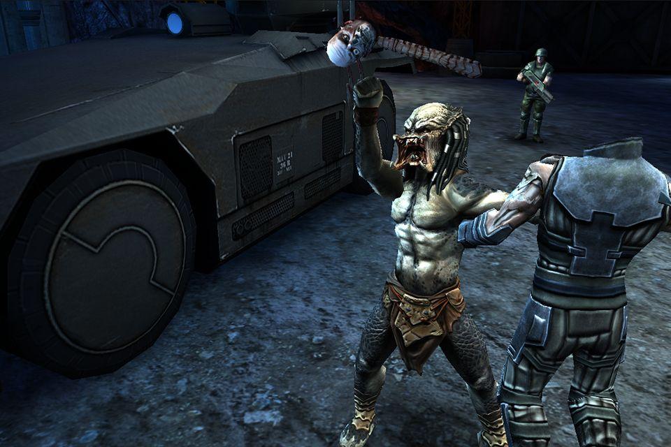 Gamescom '12: Hands-on with Alien vs Predator on iOS