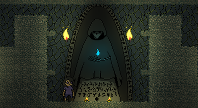 Roguelike platformer Collecton lets you battle the undead and make sacrifices to the gods