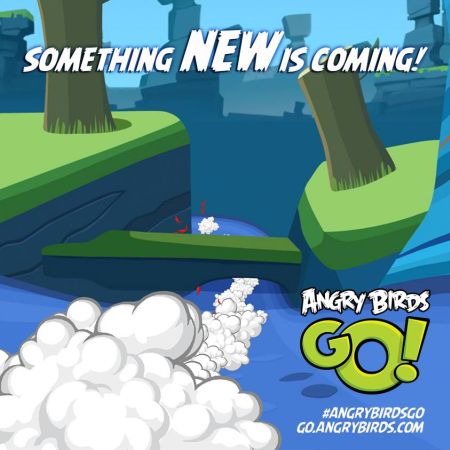 Angry Birds Go! update introduces multiplayer races for those with a Piggy Island Driver's License