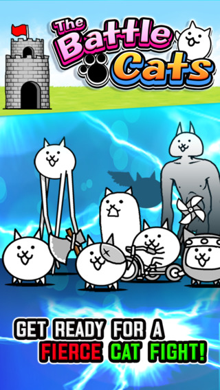 The Battle Cats is leaping gracefully from iOS and Android onto 3DS