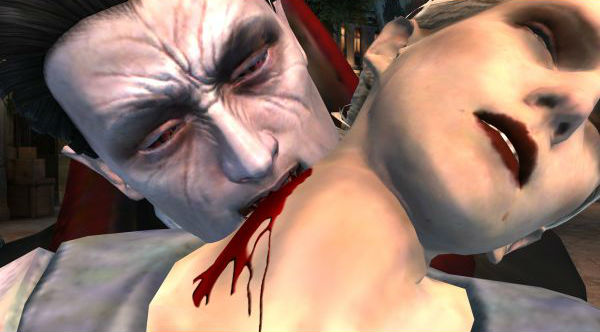 E3 2013: How I become an vampire hunter thanks to BloodMasque's in-game photo feature