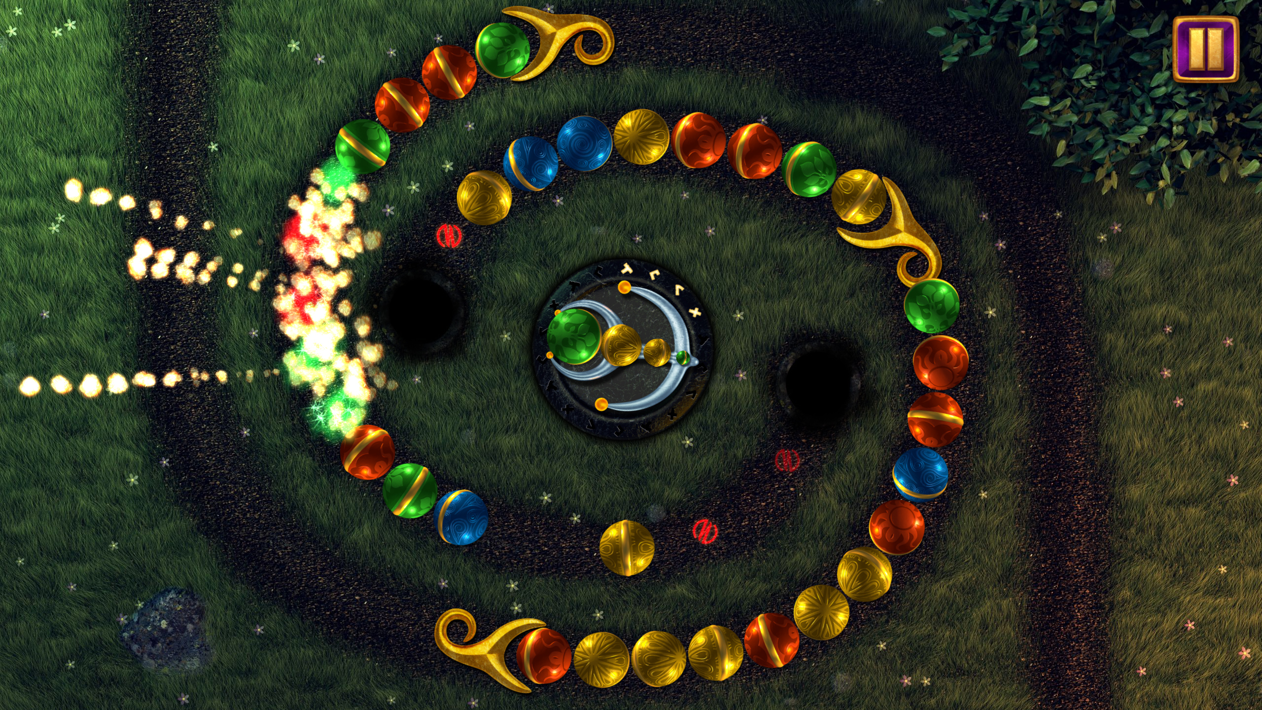 Match-three marble shooter follow-up Sparkle 2 rolling onto iOS in June