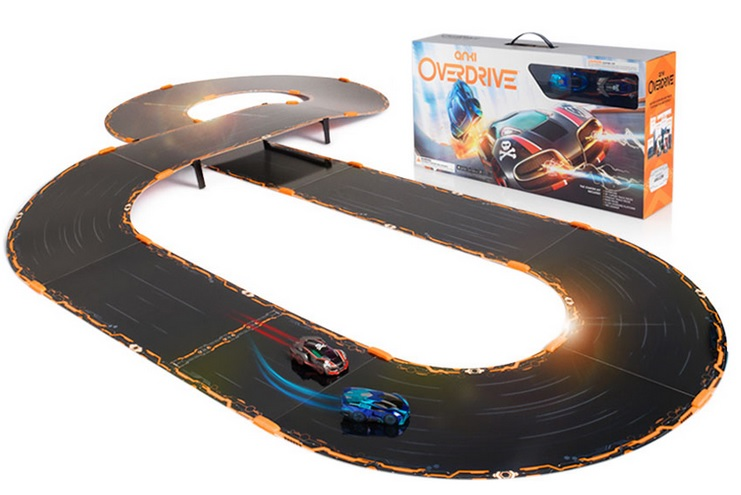 Anki Overdrive is now out in the US and Canada, hits the UK on October 6th