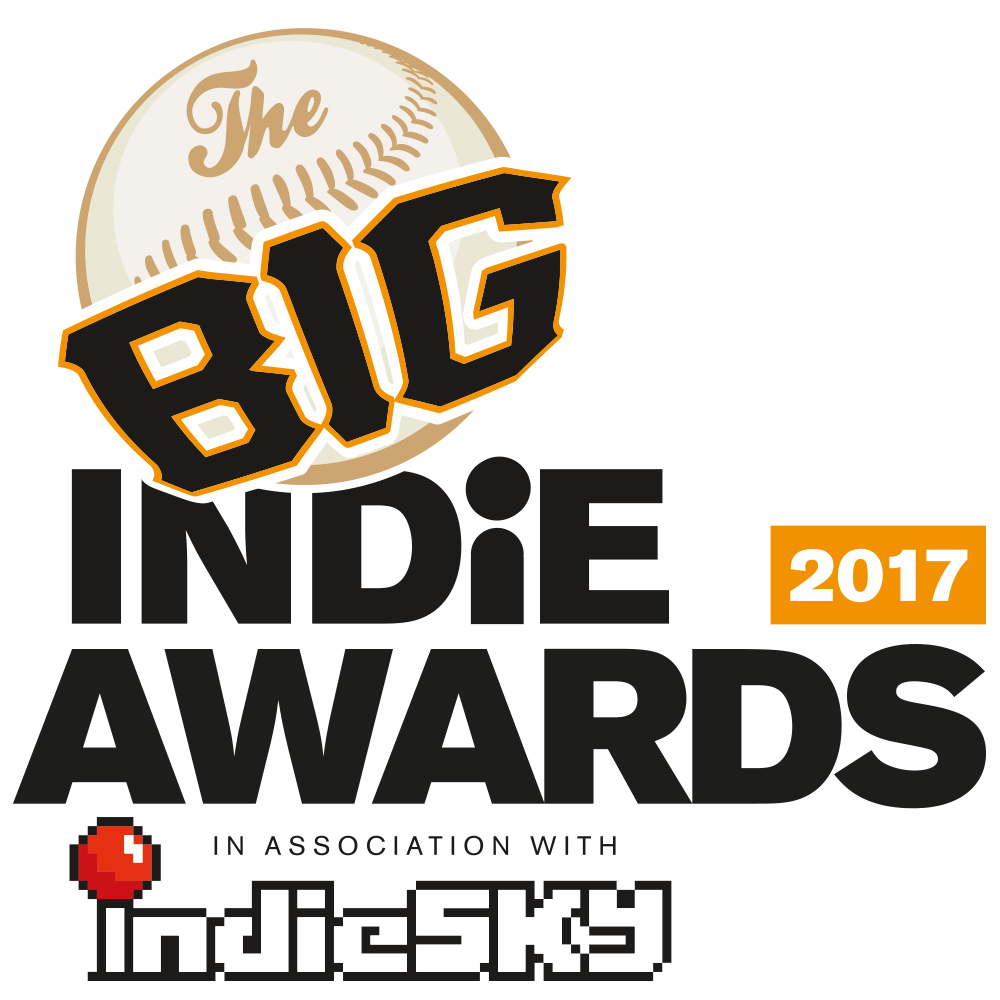 Last call for entrants to the Big Indie Awards 2017, in association with indieSky