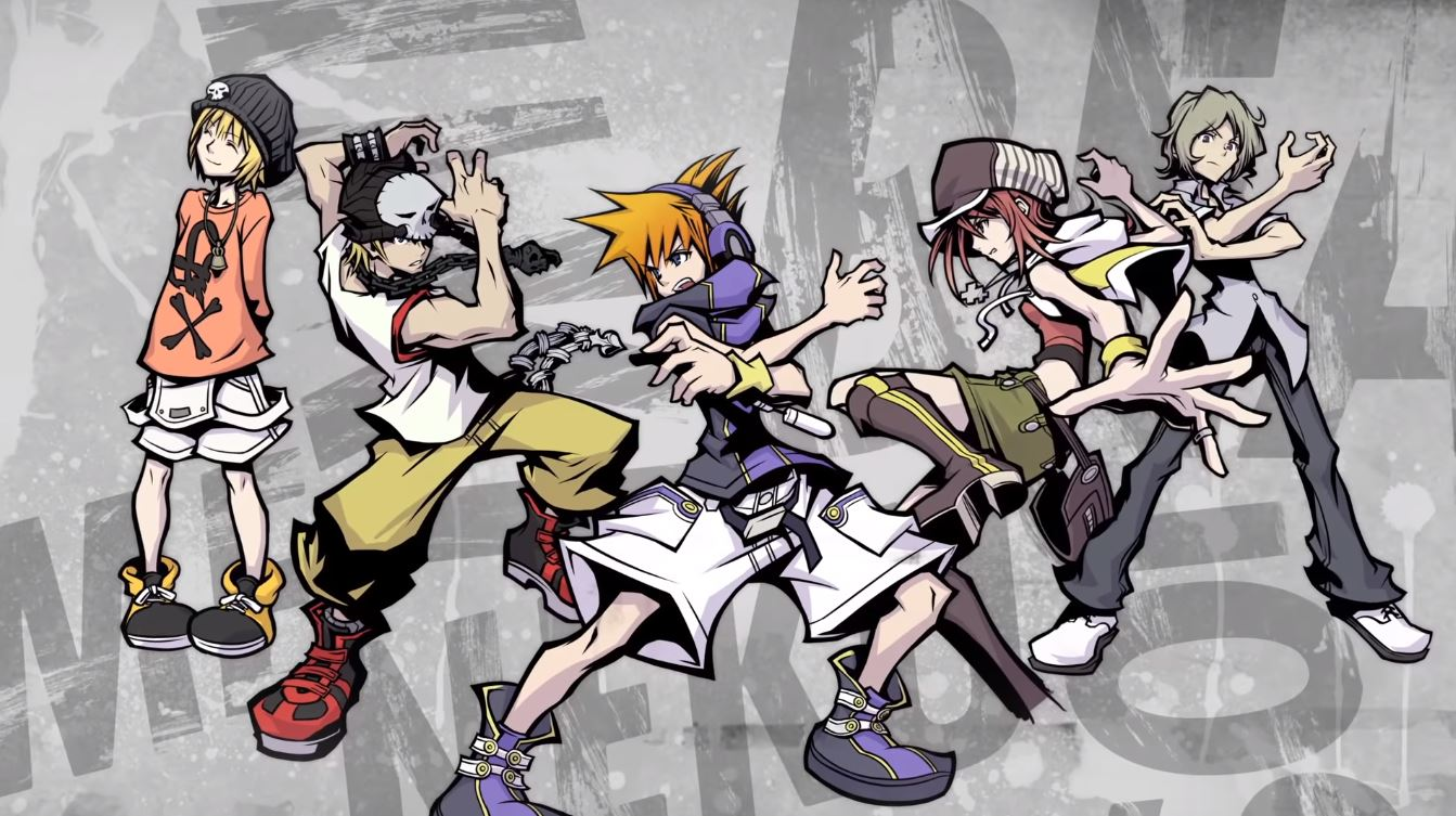 The World Ends with You: Final Remix icon