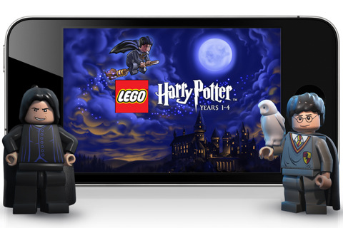 Lego Harry Potter: Years 5-7 conjures up a November 18th release date