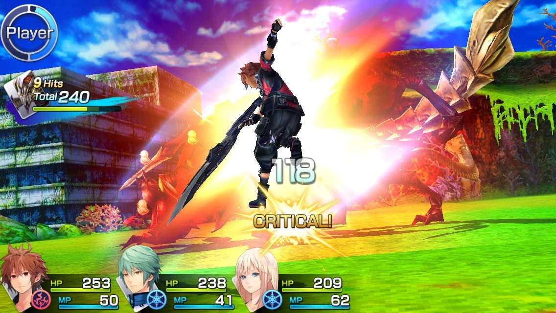 Square Enix has released the first trailer for Chaos Rings 3, its upcoming iOS, Android, and PS Vita JRPG