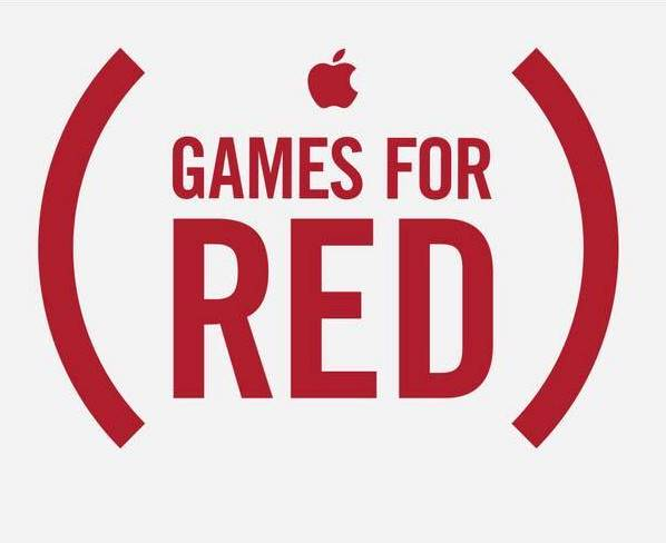 The App Store goes (RED) to help fight AIDS for an entire week!