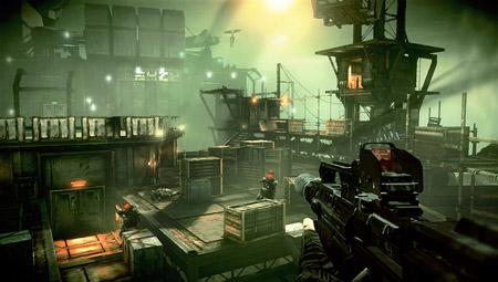 Offline bots will finally be available in Killzone: Mercenary for Vita tomorrow