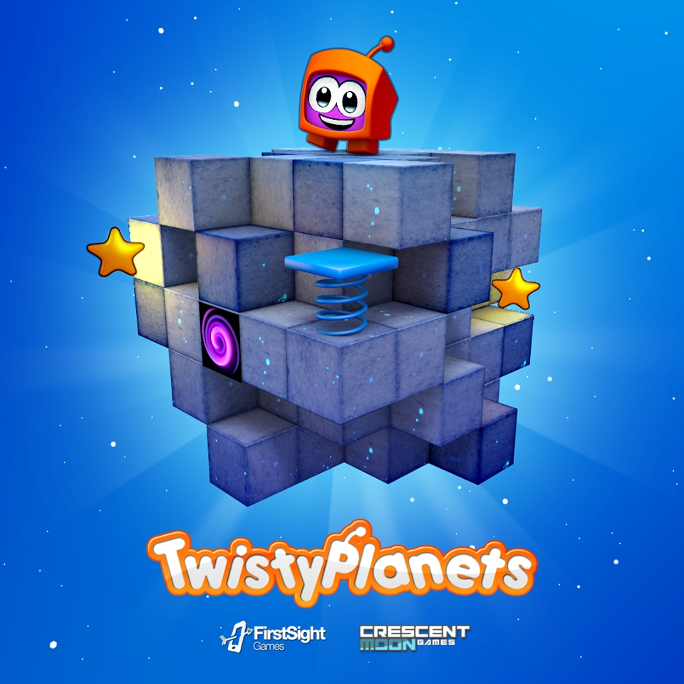 [Update] Twisty Planets is a vaguely mind-bending platform puzzler that's out right now for iPhone and iPad