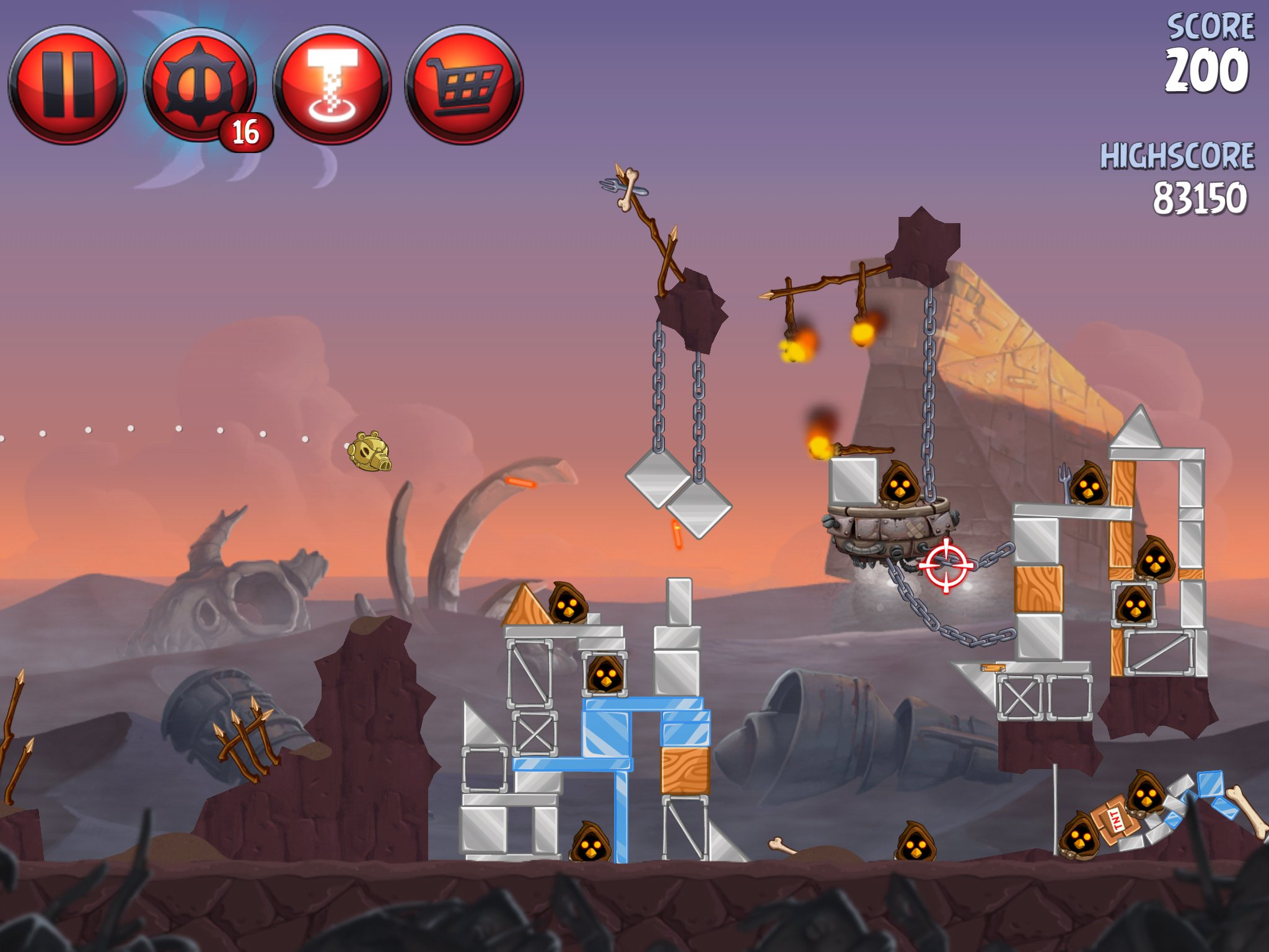 Angry Birds Star Wars Ii Articles Pocket Gamer