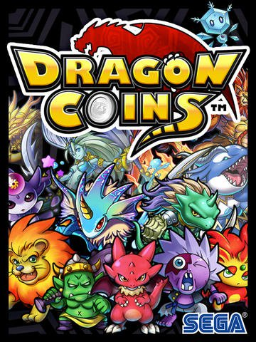 Dragon Coins is a weird mash-up of seaside gambling machines and monster-battling RPGs for iPad and iPhone