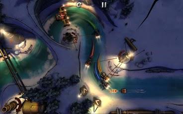 Silver Award-winning iOS racer Slingshot Racing pulls into the Google Play garage