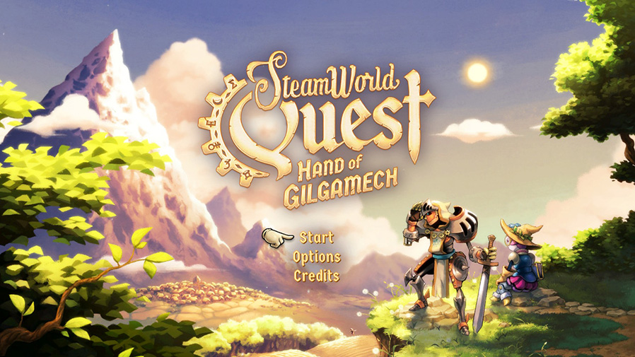 "SteamWorld Quest Review - ""Running out of steam?"""