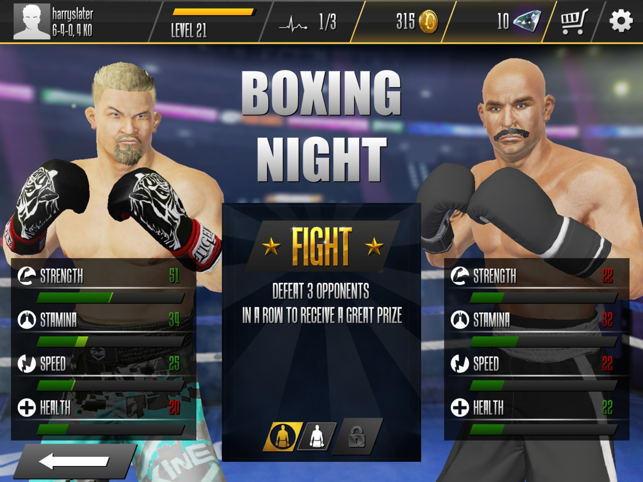 Real Boxing 2: Creed - A smart and tactical boxing sim