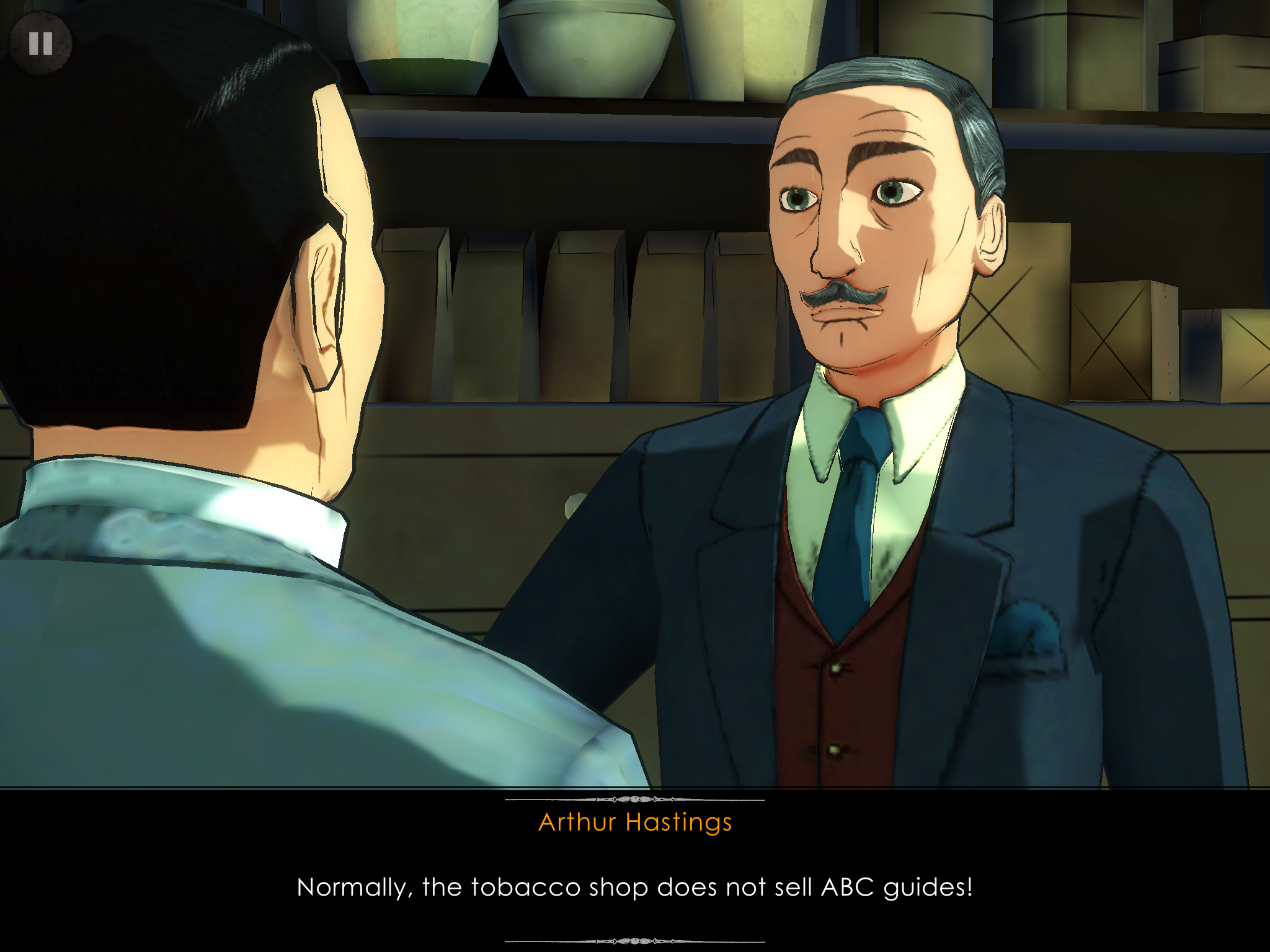 Agatha Christie - The ABC Murders review - A great little detective game