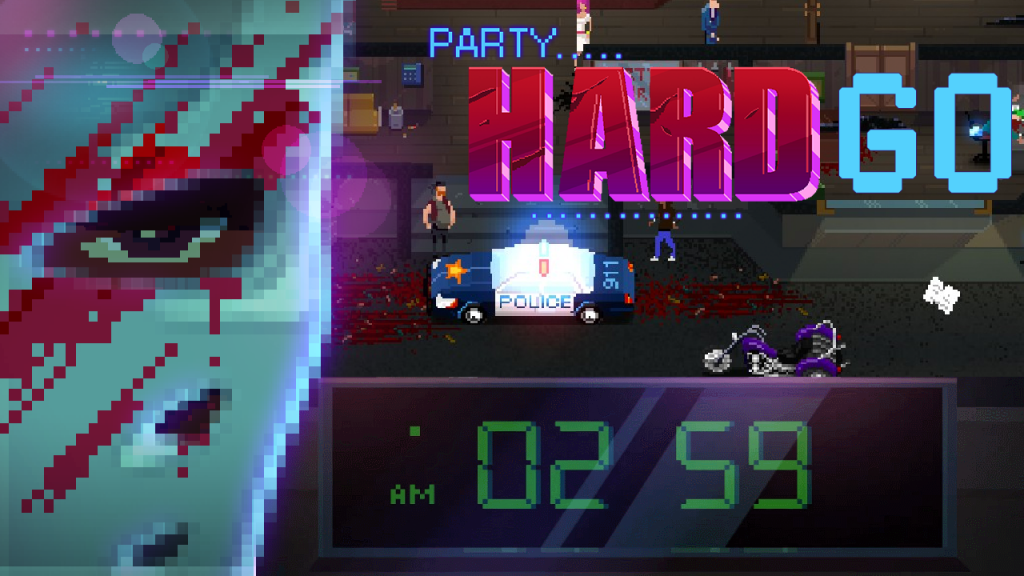 Hitman-like stealth game Party Hard GO releases a