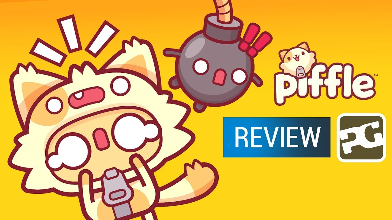 "Piffle video review - ""Crossy Road dev flings cats at blocks and we're fine with this"""